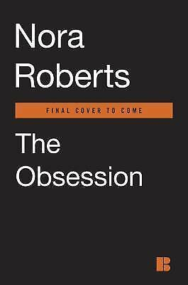 The Obsession, Roberts, Nora, Good Condition, Book