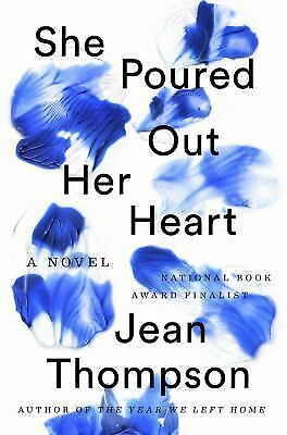 She Poured Out Her Heart, Thompson, Jean, Good Book