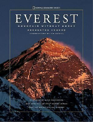 Everest : Mountain Without Mercy, Broughton Coburn, Good Condition, Book