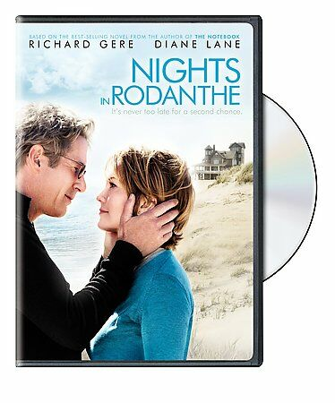 Nights in Rodanthe, Good DVD, Diane Lane, Richard Gere,