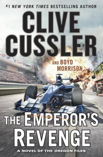 The Emperor's Revenge (The Oregon Files), Morrison, Boyd, Cussler, Clive, Good C