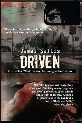 Driven, Sallis, James, Good Condition, Book