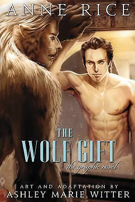 The Wolf Gift: The Graphic Novel, Rice, Anne, Good Condition, Book