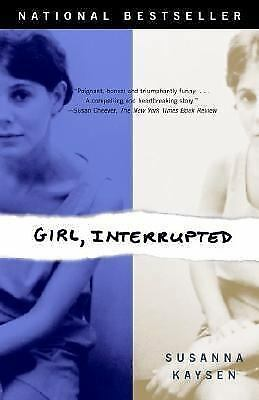 Girl, Interrupted, Susanna Kaysen, Good Book