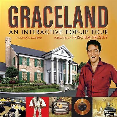 Graceland : An Interactive Pop-Up Tour, Jason Rekulak, Chuck Murphy, Good Book