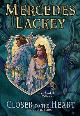 Closer to the Heart (Valdemar: The Herald Spy), Lackey, Mercedes, Good Book
