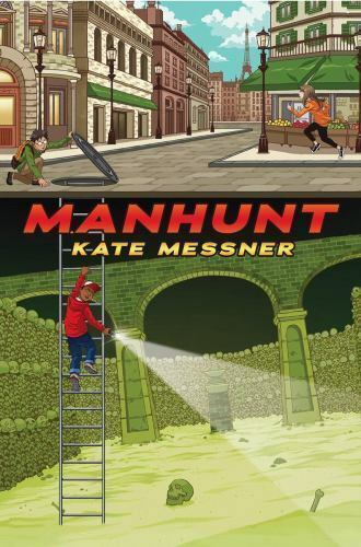Manhunt, Messner, Kate, Good Condition, Book