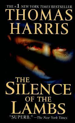 The Silence of the Lambs, Thomas Harris, Good Condition, Book