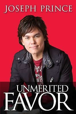 Unmerited Favor, Joseph Prince, Good Book