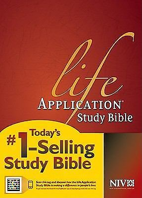 Life Application Study Bible NIV, , Good Book