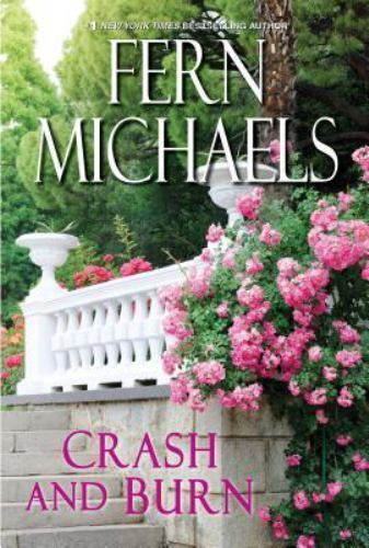 Crash and Burn (Sisterhood), Michaels, Fern, Good Condition, Book