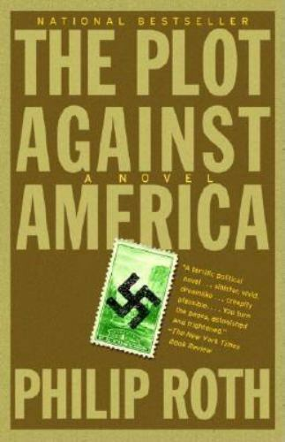 The Plot Against America, Philip Roth, Good Condition, Book