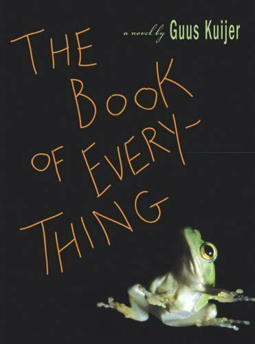 The Book Of Everything, Guus Kuijer, Good Condition, Book