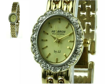 BEAUTIFUL  DIAMOND STUDDED WATCH FOR BIRTHDAY ANYDAY GIFT - Inexpensive Gift!