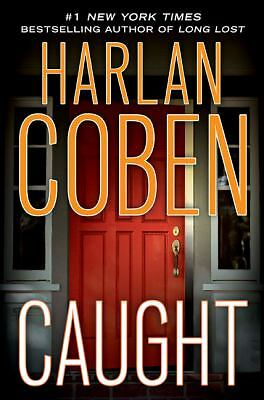 CAUGHT Harlan Coben HCDJ 2010 MINT