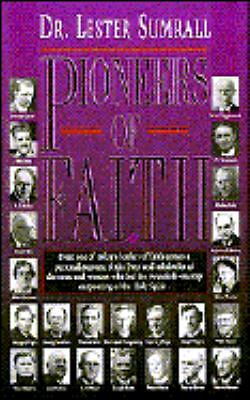 Pioneers of Faith, Sumrall, Lester Frank, Acceptable Book