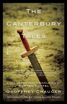 The Canterbury Tales (Modern Library Classics), Chaucer, Geoffrey, Acceptable Bo