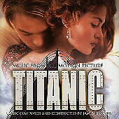 Titanic: The Ultimate Collection by James Horner Nov-1997 40% Donation included