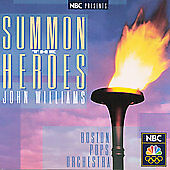 John Williams: Summon the Heroes by John Williams (Film Composer) (CD, Apr-1996,