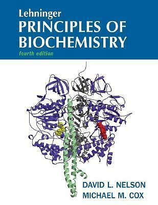 Lehninger Principles of Biochemistry, Fourth Edition, David L. Nelson, Michael M