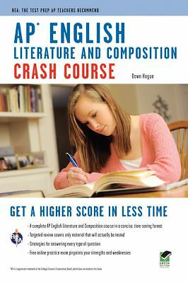 AP® English Literature & Composition Crash Course Book + Online (Advanced Placem