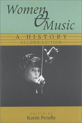 Women and Music: A History, , Acceptable Book