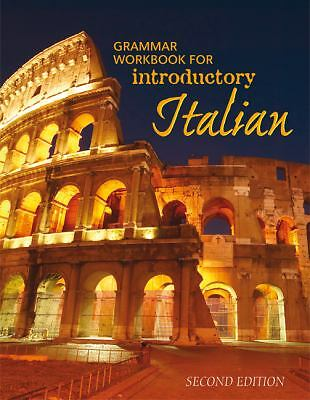 LSC CPSO Grammar Workbook for Introductory Italian, Maceri, Domenico, Acceptable