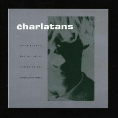 THE CHARLATANS UK cd Over Rising Way Up There Happen to Die +