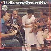 THE WEAVERS GREATEST HITS cd 25 songs
