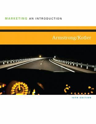Marketing: An Introduction (10th Edition), Kotler, Philip, Armstrong, Gary, Acce