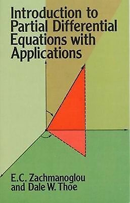 Introduction to Partial Differential Equations with Applications (Dover Books on