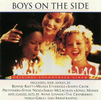 Boys on the Side by Original Soundtrack (CD, 1995, Arista) 40% Donation included