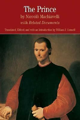 The Prince, Niccolo Machiavelli, Good Book