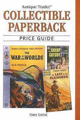 ANTIQUE TRADER Collectible paperback PRICE GUIDE   Gary Lovisi