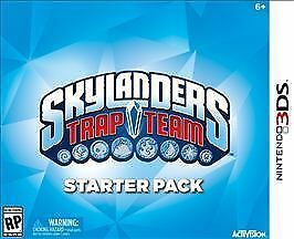 Skylanders Trap Team: Starter Pack (3DS) NEW, SEALED, TRUSTED SELLER