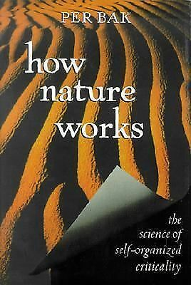 How Nature Works: The Science of Self-organized Criticality: Bak, Per