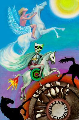 Behold a Pale Horse, William Cooper, Good Book
