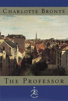 THE PROFESSOR by Charlotte Bronte