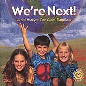 We're Next: Cool Songs For Cool Families CD / Educational Children's / 1999