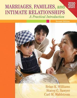 Marriages, Families, and Intimate Relationships Census Update, Brian K. Williams