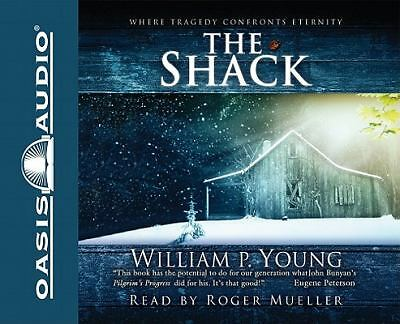 THE SHACK CD UNABRIDGED AUDIOBOOK William Young 2008 7 CDs MINT
