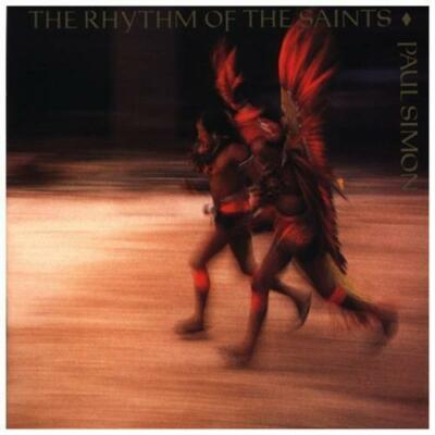 The Rhythm of the Saints by Paul Simon CD