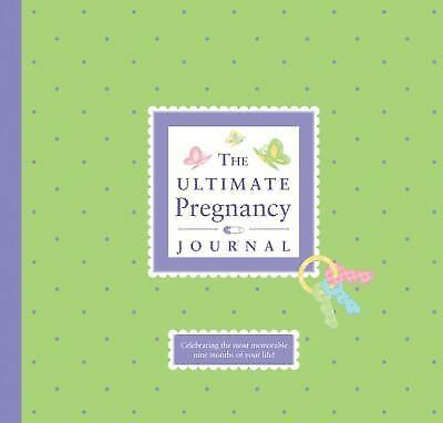 The Ultimate Pregnancy Journal, Lluch, Alex A., Good Book