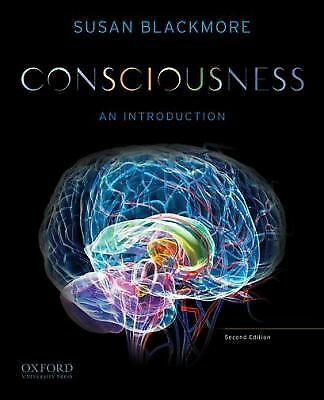 Consciousness: An Introduction, Blackmore, Susan, Good Book