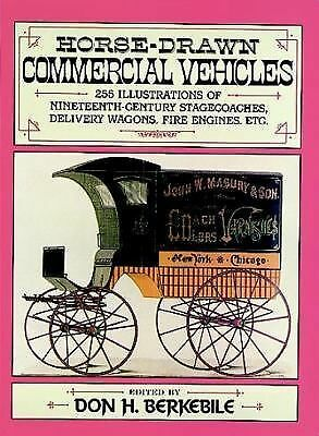Horse-Drawn Commercial Vehicles, , Good Book