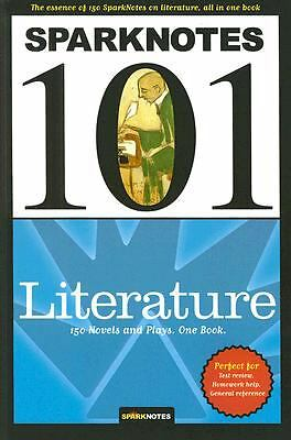 Literature (SparkNotes 101), SparkNotes, Good Book