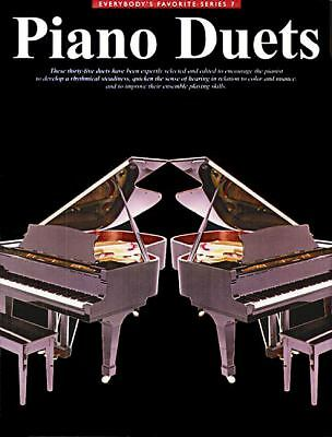 PIANO DUETS EFS 7, , Acceptable Book