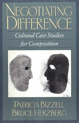 Negotiating Difference: Cultural Case Studies for Composition, Herzberg, Bruce,