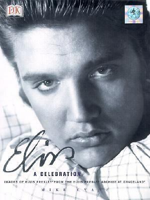 Elvis: A Celebration, Evans, Mike, Acceptable Book