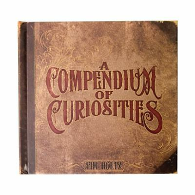 A Compendium of Curiosities, Holtz, Tim, Good Book